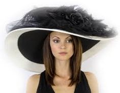 Black Rose's hat, please envision in all black