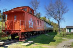 Train station, Fort Langley BC