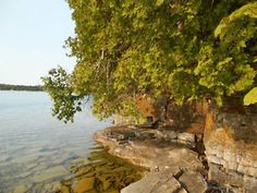 Kijiji - Buy, Sell & Save with Canada's Local Classifieds Manitoulin Island, Water Island, Waterfront Property, Land For Sale, Ontario, Writers, Beautiful Places, Canada, Cottage