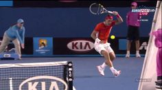 Nadal Amazing Points in HD, via YouTube.