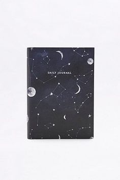 Shop Constellation Print Daily Journal at Urban Outfitters today. We carry all the latest styles, colours and brands for you to choose from right here. Diy Notebook, Notebook Covers, Notebook Design, Journal Notebook, Journal Covers, Diy Inspiration, Journal Inspiration, Bullet Journal Accessories, Constellations