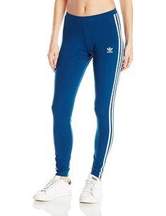 615d672720be adidas Originals Women s Bottoms 3 Stripes Leggings