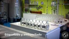 1 - Time lapse Siderit - Como se hace  How to make it gin Siderit
