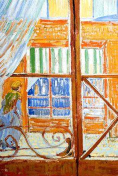 Vincent Van Gogh - Post Impressionism - Arles - La Charcuterie - 1888