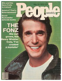 The Coolest Guy in the History of Television. The Fonz Old Magazines, Vintage Magazines, Vintage Ads, The Fonz, Laverne & Shirley, History Of Television, Tv Times, Famous Men, Famous People