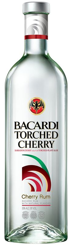 Bacardi - BACARDI Torched Cherry--- OMG super yummy with sprite zero... Or you can mix with diet coke and some of the Whipped and its like cherry vanilla coke amped up.. <3 it