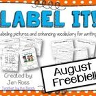 I hope you enjoy this freebie! I love using these activities! I have a lot of them included in my book thematic packs and my Monthly Literacy and M...