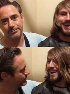 Robert Downey Jr with his sons Indio and Exton   indy   Pinterest   Robert  downey jr and Handsome