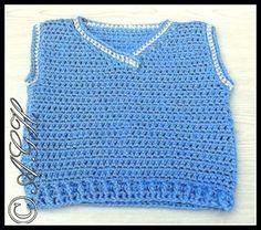 Aiden V-Neck Sweater 6-24 months sizes