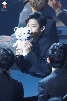 [HQ] #Chanyeol - 171115 Asia Artirst Awards