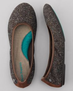a6f29962ee54 Hush Puppies® Chaste Ballet Flats