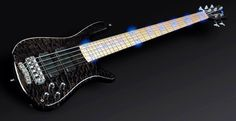 Cool looking guitar