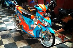 Techno, Vario 150, Drag Bike, Street Racing, Cycling Bikes, Motorbikes, Honda, Dan, Wolf
