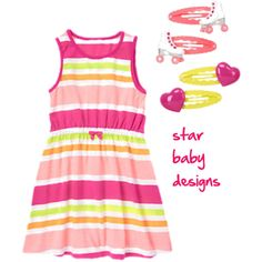 Bright & Beachy by starbabydesigns Size 10