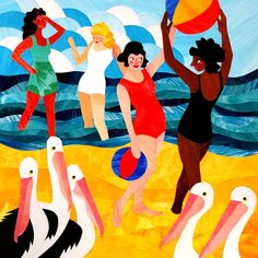 Collage illustration by Alice Lindstrom