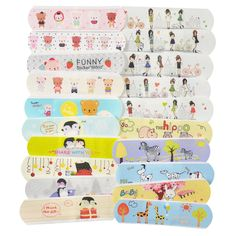 100PCs Waterproof Breathable Cute Cartoon Band Aid Hemostasis Adhesive Bandages First Aid Emergency Kit For Kids Children-in Emergency Kits from Security & Protection on Aliexpress.com | Alibaba Group
