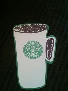Starbucks party ideas on pinterest starbucks cupcakes starbucks and