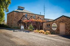 Alternative wine varieties in the Clare Valley. Visit this region to see more beautiful winery buildings and taste the stunning wines. Wine Varieties, Clare Valley, Wine Making, South Australia, Wineries, Buildings, Places To Visit, Alternative