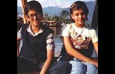 Beautiful Bollywood actress Aishwarya Rai bachchan childhood Photos
