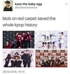 Red Carpet kings indeed