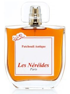patchouli perfume for men | Patchouli Antique Les Nereides perfume - a fragrance for women and men
