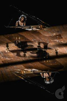 La pianista Khatia Buniatishivili al Petruzzelli - Il quotidiano italiano