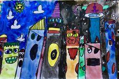 Art: Expression of Imagination