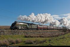 RailPictures.Net Photo: UK Steam 4-6-2 at Cumbria, United Kingdom by henry elliott