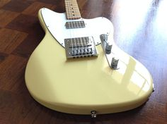 Monkey Jazzcaster Yellow Jacket