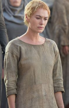 Many Game of Thrones viewers will have been shocked by the brutal punishment endured by Cersei (Lena Headey) in the season five finale in Cersei Lannister, Jaime Lannister, Daenerys Targaryen, Game Of Thrones Jaime, Game Of Thrones Facts, Game Of Thrones Funny, King Robert Baratheon, Queen Cersei, Night Walkers
