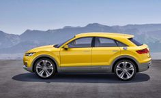 The Audi TT Offroad  #carleasing deal | Not yet one of the many cars and vans available to lease from www.carlease.uk.com