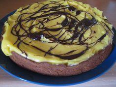 Ingrid´s lavkarbo suksessterte! | Nytt og bedre liv med lavkarbo! Foods Without Sugar, Cake Receipe, Dere, Cake Boss, Cream Cake, Healthy Treats, No Bake Desserts, Coffee Cake, Muffins