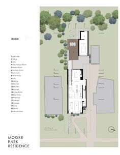 Image 12 of 19 from gallery of Moore Park Residence / Drew Mandel Architects. Architecture Plan, Amazing Architecture, Architecture Details, Contemporary Architecture, Toronto Houses, Mechanical Room, Moore Park, 1920s House, Narrow House