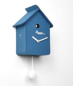 a softie cuckoo clock!!!