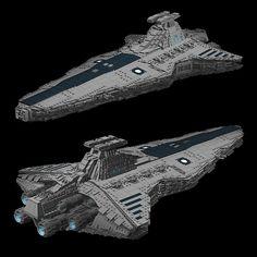 Venator Class Star Destroyer   brick count 2511   one case   Flickr