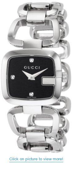 dc936c64b3e Amazon.com  Gucci G-Gucci Women s Watch(Model YA125509)  Watches
