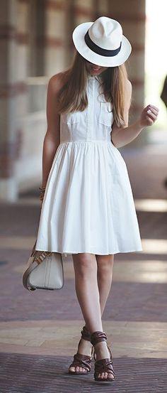 Enrou Panama Classic White Hat Classic Hats 93c774815cb