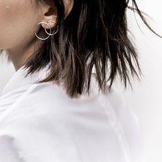 The finer details.. ➰ @natashaschweitzer #white #minimal #details