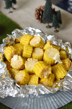 Campfire corn: | Why Bro-Dal Showers Are The Next Big Thing In Weddings
