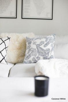 Never say never - sinistä kotonamme | Coconut White