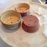 French glazed cheese press