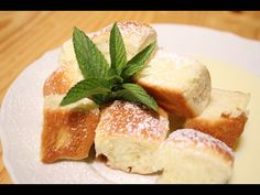 You-tube - Dukátové buchtičky Panna Cotta, Cheesecake, Ethnic Recipes, Youtube, Desserts, Food, Tailgate Desserts, Dulce De Leche, Deserts