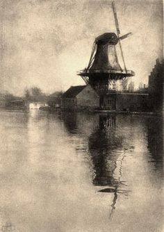 The History of Photog Blog: 3.3.10 Pictorialism and Naturalism