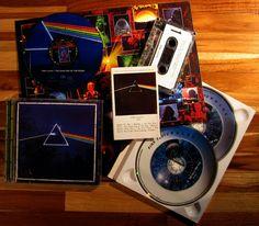 Eu amo Pink Floyd
