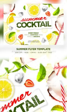 51 best summer flyers images on pinterest in 2018 flyer free