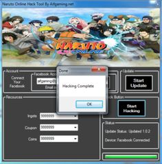 Naruto Online Unlimited Ingots Hack and Cheats - AIFGaming Kakashi Hatake, Naruto Uzumaki, Mafia, Online C, Hongkong, Dragon City, Cheating, Ads, Drinks