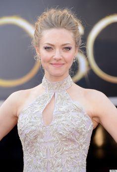 Amanda Seyfried In Alexander McQueen - Yay or Nay? #Oscars #Oscars2013