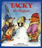 Tacky the Penguin - Tacky's perfect friends find him annoying until his odd behavior saves the day.