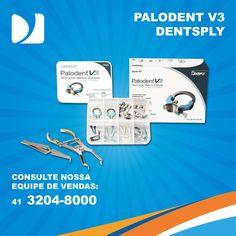 Aproveite! Palodent V3 da Dentsply. Ligue já e saiba mais: 41 3204-8000. #DentalMedSul #DistribuindoSorrisos #ProdutosOdontológicos #Odontologia #Dental #Dentsply