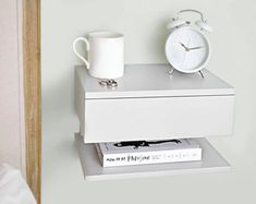 Wall mounted desk by Urbansize on Etsy